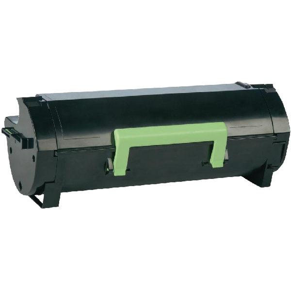 Lexmark 602XE Extra High Yield Black Return Program Laser Toner Cartridge 60F2X0E-0