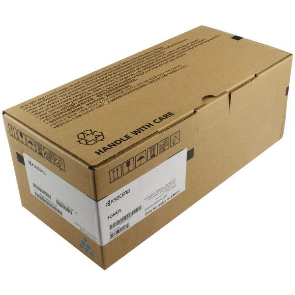 Kyocera Cyan TK-5220C Laser Toner Cartridge-0