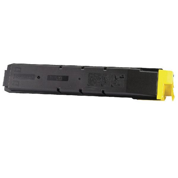 Kyocera Yellow FS-C8600DN FS-C8650DN Laser Toner Cartridge 1T02MNANL0-0