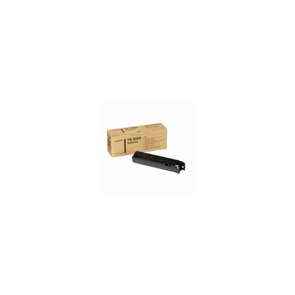 Kyocera FSC5016N Laser Toner Cartridge Black TK500K-0