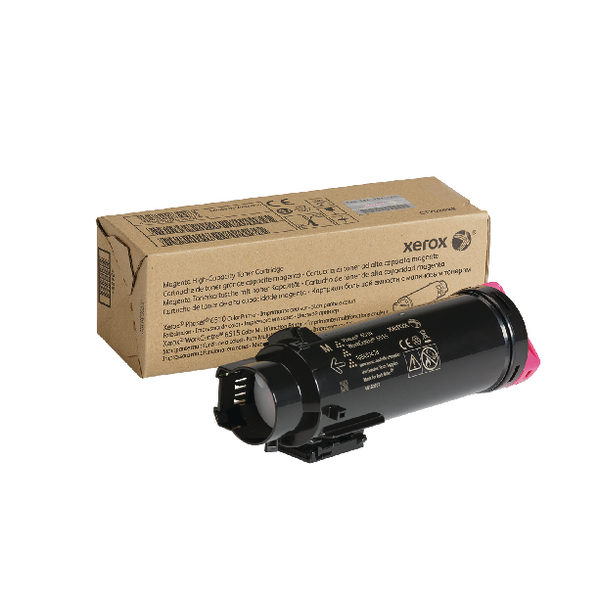Xerox HY Workcentre 6515 Phaser 6510 Magenta Laser Toner Cartridge 106R03478-0