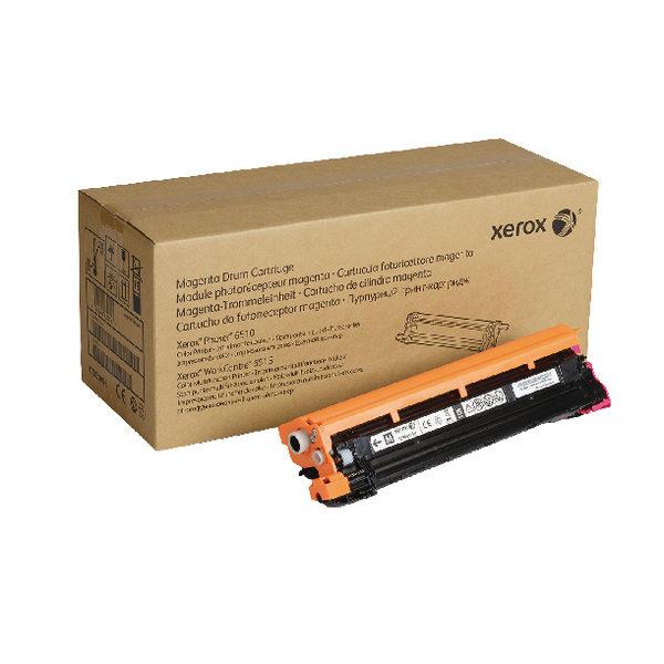 Xerox Workcentre 6515 Phaser 6510 Magenta Drum Cartridge 108R01418-0